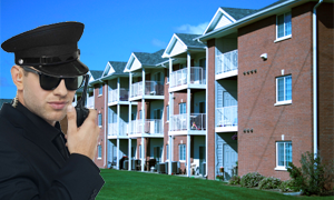 Apartment and Condominiums Security Guard