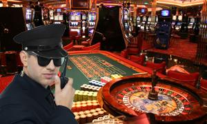 Casino Security Guard