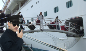 Advantages and disadvantages of working as a Security Guard on a cruise ship