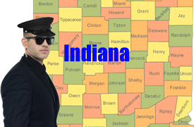 Security Guard Training in Indiana