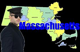 Security Guard Training in Massachusetts