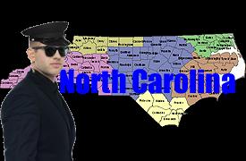 Security Guard Training in North Carolina