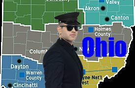 Security Guard Training in Ohio