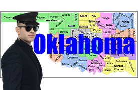 Security Guard Training in Oklahoma