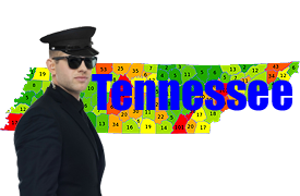 Security Guard Training in Tennessee